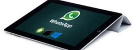 Скачать WhatsApp для планшета Windows
