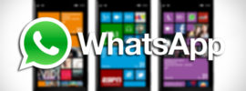 Скачать Whatsapp для Windows Phone 8