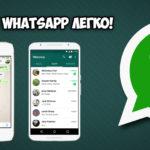Как общаться в WhatsApp