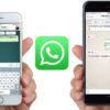 Как переслать сообщение в WhatsApp