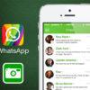 Как установить аватар в WhatsApp