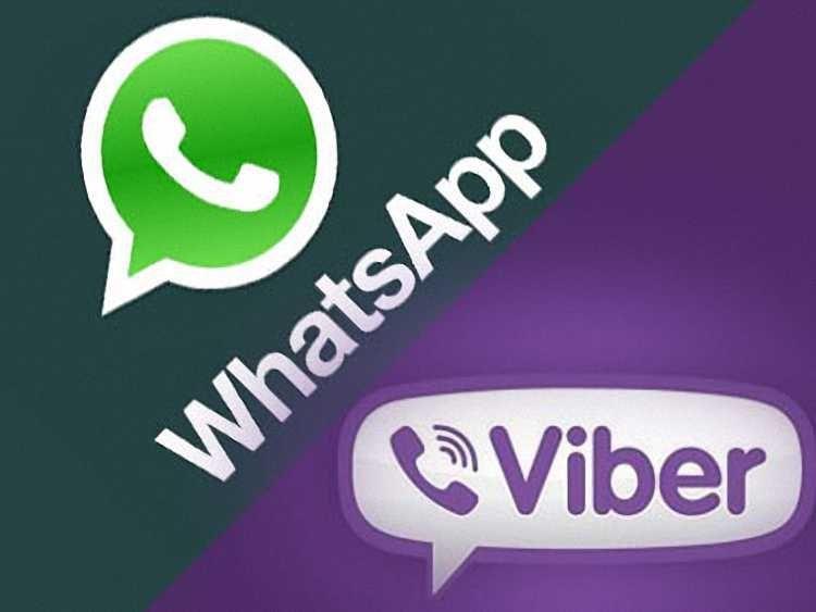 Whatsapp, Skype и Viber - кто лучший: справедливый обзор и сравнение мессенджеров