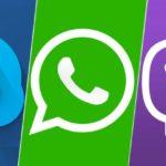 Whatsapp, Skype и Viber — кто лучший: обзор и сравнение мессенджеров