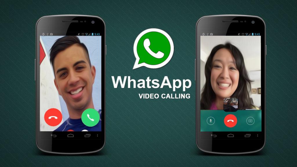 видеозвонки в Ватсап